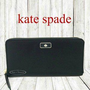 NWT Kate Spade Nylon Continental Wallet